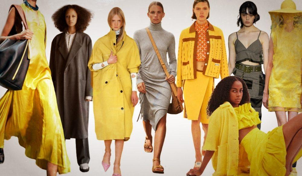 Pantone 2021 Spring/Summer Fashion Color Trends